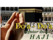 Banner Doa Haji